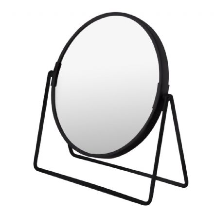Cosmetic Mirror with Black Frame